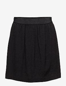 Nessie skirt 6515 - BLACK