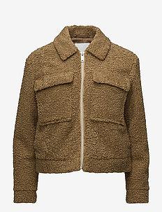 Salem jacket 9720 - vestes legères - antique bronze