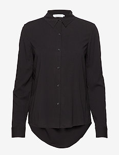 Milly np shirt 9942 - BLACK