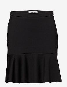 Isolde s skirt 10168 - BLACK