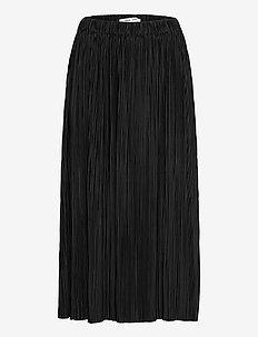 Uma skirt 10167 - midinederdele - black