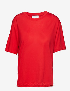 Uta ss 10172 - t-shirts - flame scarlet