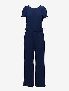 Erna jumpsuit 10305 - BLUE DEPTHS