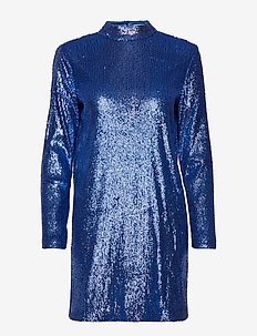 Theta tn dress 10440 - BIJOU BLUE