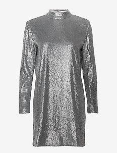 Theta tn dress 10440 - SILVER