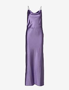 Apples l dress 9697 - ASTER PURPLE