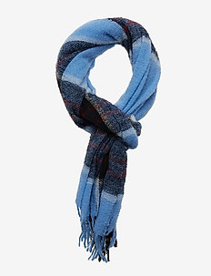 Minetta light scarf 10812 - BLUE BONNET CH.