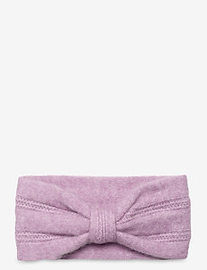 Nor headband 7355 - hårbånd - purple jasper mel.