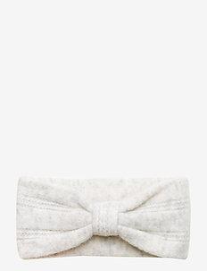 Nor headband 7355 - WHITE MEL.