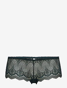 Cibbe panties 7092 - hipster & hotpants - darkest spruce