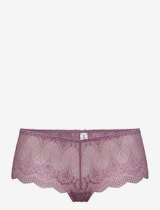 Cibbe panties 7092 - boxers - purple jasper