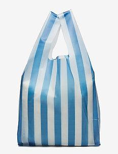 Bethel bag aop 10560 - casual shoppers - blue aster st.