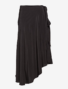 Chila l skirt 10458 - BLACK