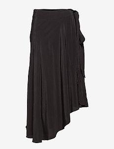 Chila l skirt 10458 - BLACK