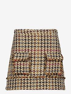 Lucile skirt 10434 - FIR CH