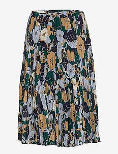 Juliette skirt aop 10798 - NIGHT MEADOW