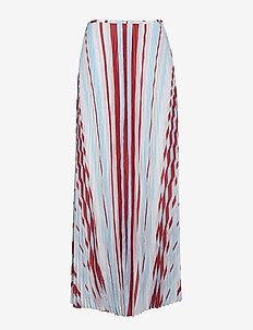 Juliette l skirt aop 10798 - RED LINE