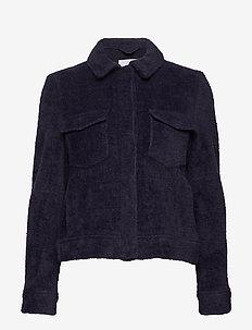 Kimmy jacket 10661 - DARK SAPPHIRE