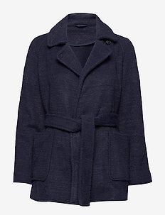Misha jacket 10661 - DARK SAPPHIRE
