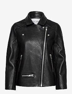 Welter jacket 10786 - lederjacken - black