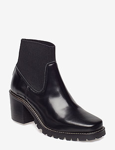 Donia boot 9648 - BLACK