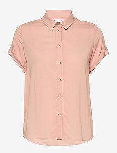 Majan ss shirt 9942 - MISTY ROSE