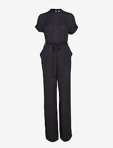 Kimberly jumpsuit 6616 - BLACK