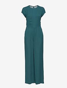 Reya jumpsuit 6616 - MALLARD GREEN