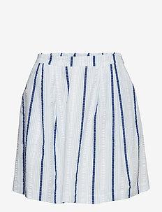 Ganda short skirt 10844 - HALOGEN BLUE ST.