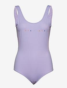 Bari swimsuit 10725 - PASTEL LILAC
