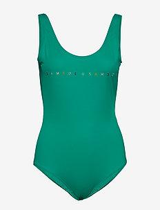 Bari swimsuit 10725 - SEA GREEN
