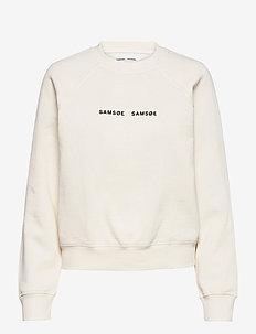 Barletta crew neck 10902 - sweatshirts - eggnog