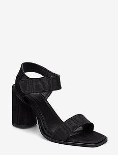 Floydia heel 10818 - BLACK