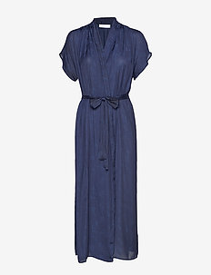 Venice long dress 10859 - NIGHT SKY