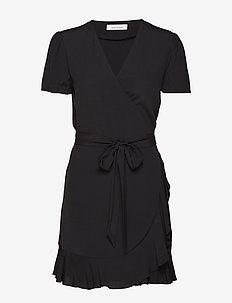 Linetta dress 6515 - BLACK