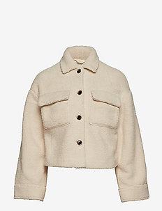 Thyme jacket 10882 - WHITE ASPARAGUS