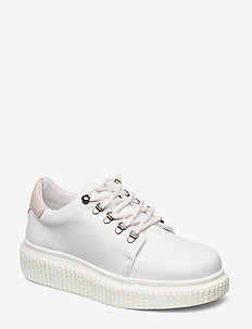 Vala sneakers 7556 - WHITE/PALE MAUVE