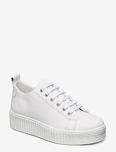 Burmel sneakers 9638 - WHITE