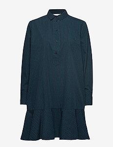 Laura shirt dress 11152 - SEA MOSS CH