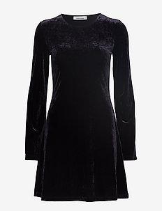Tonia short dress 7551 - NIGHT SKY