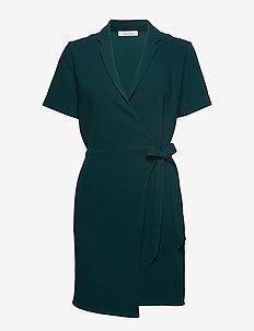 Evette dress 10456 - SEA MOSS