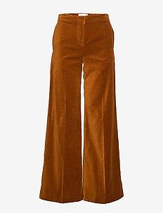 Caren trousers 11114 - DARK INCA