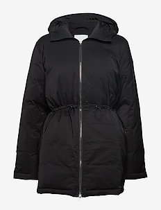 Johannah jacket 11111 - padded jackets - black
