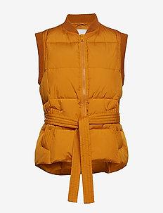 Asmine waistcoat 11109 - INCA GOLD