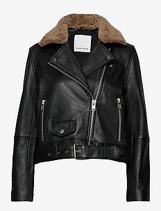Dores jacket 10786 - BLACK