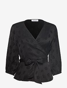Veneta blouse 11162 - BLACK