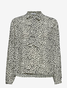 Merrit blouse aop 10867 - ECRU BUTTERCUP
