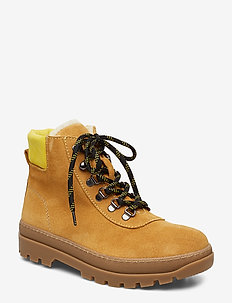 Hiker boot 6724 - KHAKI CRESS GREEN