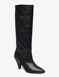Myrassa boot high 7556 - BLACK