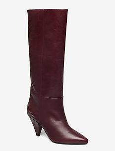 Myrassa boot high 7556 - TAWNY PORT